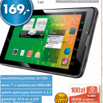 Tablet za 169 zł w netto