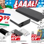 Auchan :Powerbank od 29,90